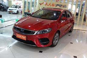 吉利汽车-缤瑞 2018款 14T CVT缤致版