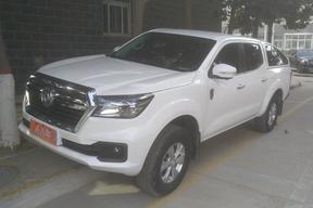 东风-锐骐6 2020款 2.3T自动两驱柴油豪华型 M9T