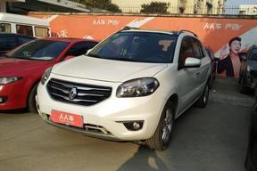 雷诺-科雷傲(进口) 2012款 2.5L 四驱豪华导航版