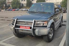 猎豹汽车-黑金刚 2004款 2.4L 手动两驱