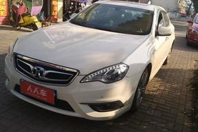 BEIJING汽车-绅宝D70 2013款 2.0T 精英版