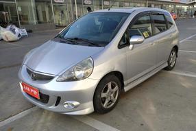 本田-飞度 2007款 1.5L CVT舒适版