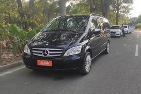 奔驰-唯雅诺 2013款 3.5L 皓驰版