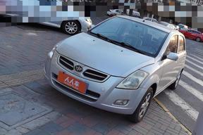 一汽-威志V2 2010款 1.3L 手动豪华型