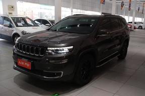 Jeep-大指挥官 2018款 2.0T 四驱尊享导航版