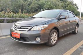丰田-卡罗拉 2011款 1.6L 自动GL