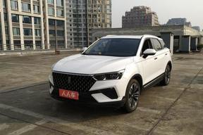 奔腾-奔腾T77 2019款 230 TID 自动豪华型 国VI