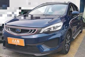 吉利汽车-帝豪GS 2018款 领潮版 1.4T 自动领尚智联型
