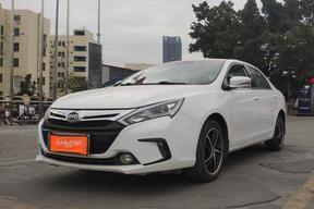 比亚迪-秦新能源 2014款 1.5T 旗舰型