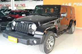 Jeep-牧马人 2017款 3.0L Sahara 四门舒享版
