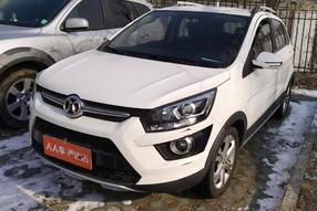 BEIJING汽车-绅宝X25 2015款 1.5L 手动舒适型