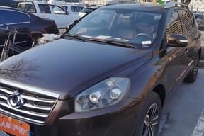 吉利汽车-吉利GX7 2014款 2.0L 自动豪华型