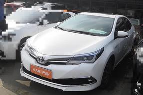丰田-卡罗拉 2017款 改款双擎 1.8L E-CVT精英版