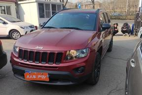 Jeep-指南者(进口) 2013款 2.4L 四驱炫黑导航版