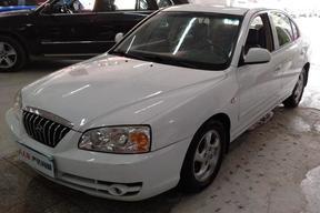 现代-伊兰特 2005款 1.6L 自动舒适型