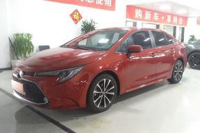 丰田-雷凌 2019款 185T CVT运动版