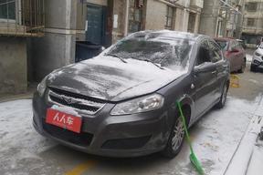 瑞麒-瑞麒G3 2012款 1.6L 手动舒适型(改装天然气)