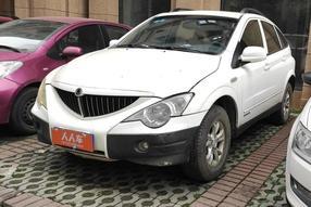 双龙-爱腾 2007款 A200XDi AD豪华型
