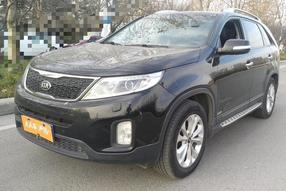 起亚-索兰托 2013款 2.2T 5座柴油至尊版