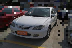 海马-海福星 2008款 1.6L 手动幸福版GX