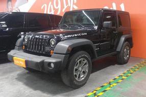 Jeep-牧马人 2013款 3.6L Rubicon 两门版
