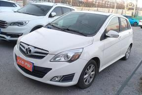 BEIJING汽车-北京汽车E系列 2012款 两厢 1.5L 自动乐尚版