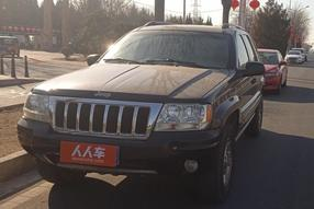 Jeep-大切诺基 2005款 4000 征程