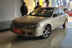 海马-海福星 2007款 1.6L 手动舒适GLX