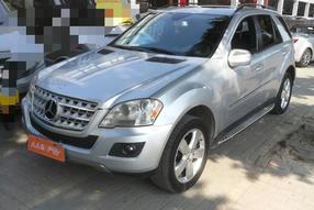 奔驰-奔驰M级 2008款 350(平行进口车)