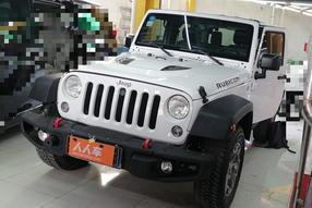 Jeep-牧马人 2015款 3.6L Rubicon 两门舒享版