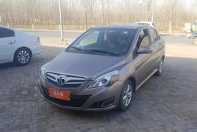 BEIJING汽车-北京汽车E系列 2013款 三厢 1.5L 手动乐天版