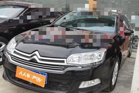 雪铁龙-雪铁龙C5 2013款 2.0L 手动舒适型