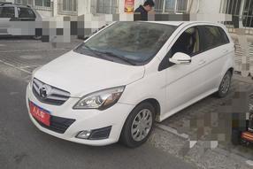 BEIJING汽车-北京汽车E系列 2012款 两厢 1.3L 手动乐天版