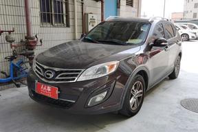 广汽传祺-传祺GS5 2013款 1.8T 自动四驱豪华版