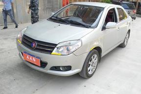 吉利汽车-金刚 2013款 1.5L 手动进取型