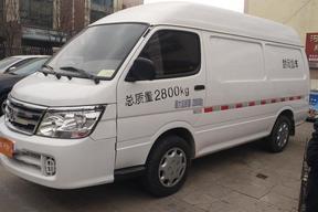 金杯-金杯海狮 2020款 2.0L第五代快运王舒适型SY5033XXY-H2SBH封闭货车