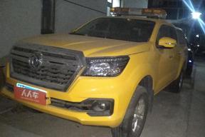 东风-锐骐 2019款 2.4L汽油两驱豪华型标箱2TZD