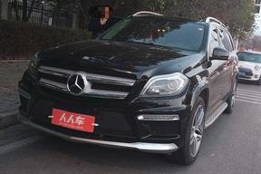 奔驰-奔驰GL级 2014款 GL 400 4MATIC动感型
