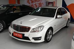 奔驰-奔驰C级 2013款 C 260 优雅型 Grand Edition