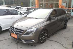 奔驰-奔驰B级 2012款 B 200