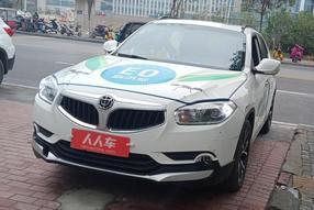中华-中华V5 2016款 1.5T 自动两驱智能型