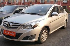 BEIJING汽车-北京汽车E系列 2013款 三厢 1.3L 手动乐天版