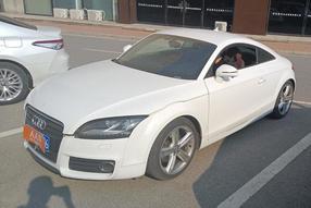 奥迪-奥迪TT 2011款 TT Coupe 2.0TFSI