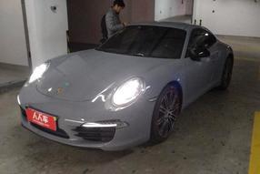 保时捷-保时捷911 2015款 Carrera 3.4L Style Edition