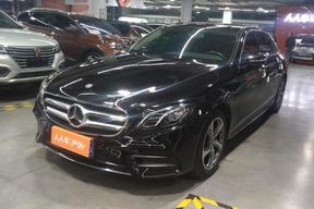 奔驰-奔驰E级 2019款 E 260 L 运动型 4MATIC