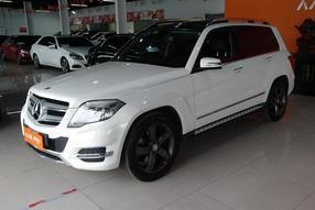 奔驰-奔驰GLK级 2013款 改款 GLK 300 4MATIC 时尚型