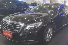 奔驰-奔驰S级 2014款 S 320 L 豪华型