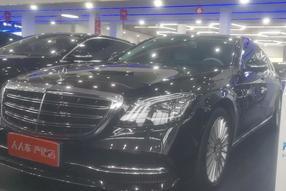奔驰-奔驰S级 2019款 S 320 L 臻藏版