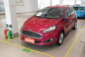 福特-嘉年华 2013款 两厢 1.5L 自动时尚型