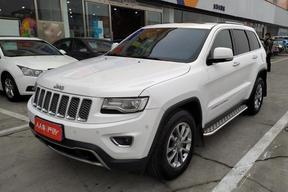 Jeep-大切诺基(进口) 2014款 3.0L 舒享导航版